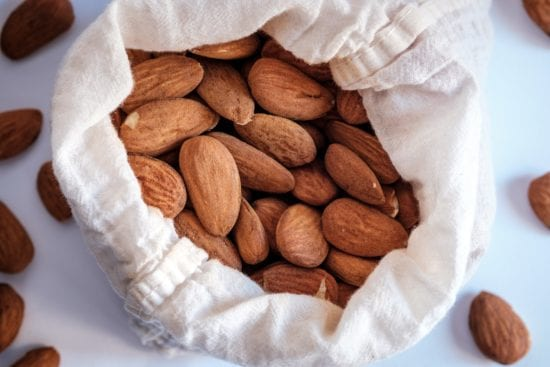 VITAMIN E - ALMONDS