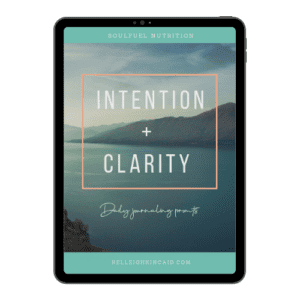 Intention and Clarity